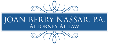 Law Office of Joan Berry Nassar, P.A.